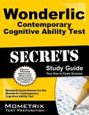 Secrets of the Wonderlic Contemporary Cognitive Ability Test