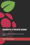 Raspberry Pi Security System