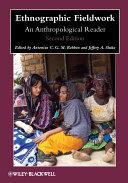Ethnographic Fieldwork