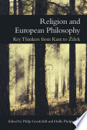 Religion and European Philosophy