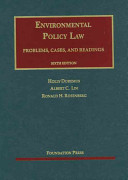 Environmental Policy Law