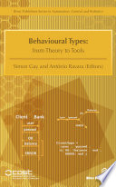 Behavioural Types  from Theory to Tools