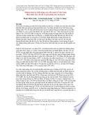 Những thời kỳ biến động của nền kinh tế Việt Nam: Bản chất của vấn đề và giải pháp cho tương lai (Communist Review, Vietnam, No. 792, Oct. 2008)