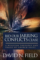 Bid Our Jarring Conflicts Cease
