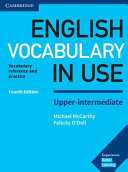 English Vocabulary in Use Upper Intermediate Book with Answers