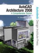 AutoCAD    Architectural 2008
