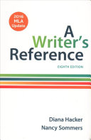 Writer's Reference with 2016 MLA Update [With Access Code]