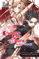Sword Art Online 4  Fairy Dance  light novel