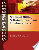 Coding Basics  Medical Billing and Reimbursement Fundamentals
