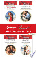 Harlequin Presents June 2016   Box Set 1 of 2
