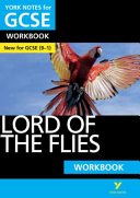 Lord of the Flies: York Notes for GCSE Workbook