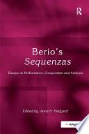 Berio s Sequenzas