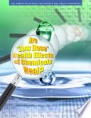 Are  Low Dose  Health Effects of Chemicals Real