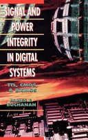 Signal and Power Integrity in Digital Systems