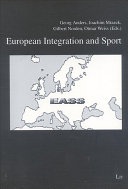 European Integration and Sport