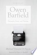 Owen Barfield Book PDF