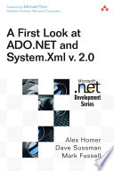 A First Look at ADO NET and System Xml V  2 0