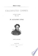 Romances  Celebrated crimes