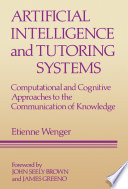 Artificial Intelligence and Tutoring Systems