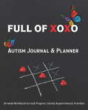 Full Of Xoxo Autism Journal And Planner