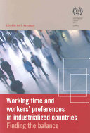 Working time and workers  preferences in industrialized countries