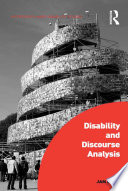 Disability and Discourse Analysis