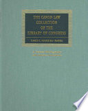 The Canon Law Collection of the Library of Congress