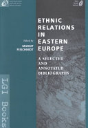 Ethnic Relations in Eastern Europe
