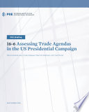 Assessing Trade Agendas in the US Presidential Campaign