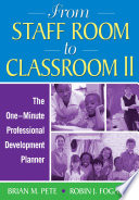 From Staff Room to Classroom II