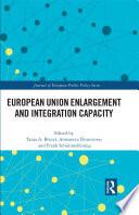 European Union Enlargement and Integration Capacity
