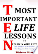 10 Most Important Life Lessons To Learn In Your Life