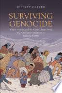 Book Surviving Genocide