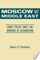 Moscow and the Middle East