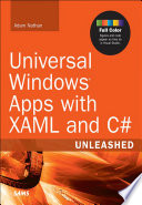 Universal Windows Apps with XAML and C  Unleashed