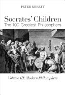 Socrates' Children : 1. it's neighter very long (like copleston's twelve-volume...