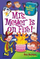 My Weirdest School  4  Mrs  Meyer Is on Fire