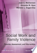 Social Work and Family Violence  Second Edition