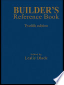 Builder s Reference Book