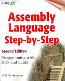 Assembly Language Step By Step