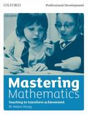 Mastering Mathematics