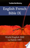 English French Bible IX