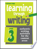 Learning Through Writing