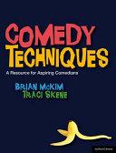 Comedy Techniques