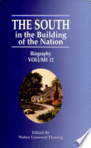 The South in the Building of the Nation