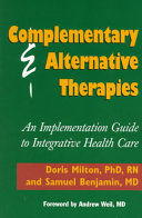 Complementary   Alternative Therapies