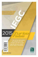 2015 International Fuel Gas Code Turbo Tabs for Soft Cover
