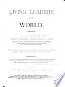 Living leaders of the world