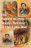 the united states secret service in the late war