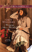Marrying Miss Marshal (Mills & Boon Love Inspired Historical)